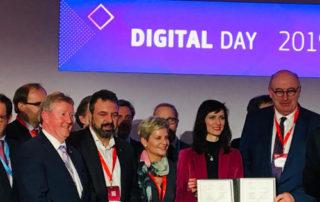 EU Digital Day in Brussels