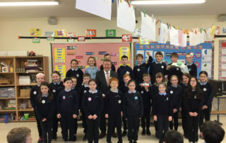 VISIT TO CRAUGHWELL NS