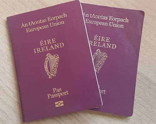 DON'T FORGET TO CHECK YOUR PASSPORTS!