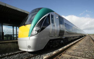 FREIGHT INCREASE BOOSTS CASE FOR WESTERN RAIL CORRIDOR