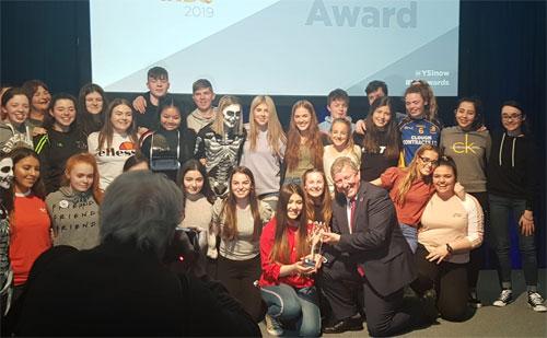 YOUNG SOCIAL INNOVATORS' AWARDS