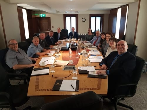 INLAND FISHERIES IRELAND BOARD MEETING