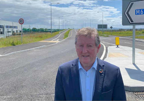 €33.8 MILLION BOOST FOR GALWAY COUNTY ROADS
