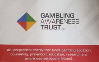 NEW CHARITY FOR GAMBLING ADDICTION