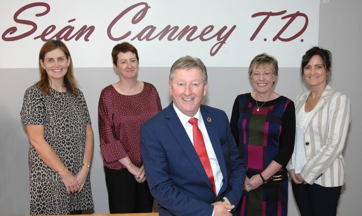 Office Staff at Sean Canney TD