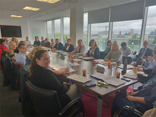 DEVELOPING A NATIONAL VOLUNTEERING STRATEGY