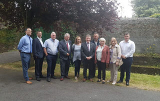 LOUGHREA WALKS PROJECT LAUNCHED
