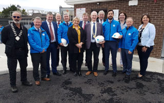 ATHENRY WASTEWATER TREATMENT PLANT OPENS