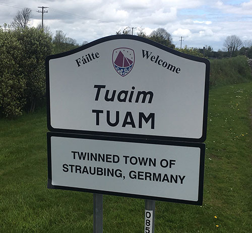 TUAM TO GET €450,000 INVESTMENT IN THE ARTS