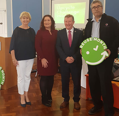 LAUNCHING NATIONAL REUSE MONTH