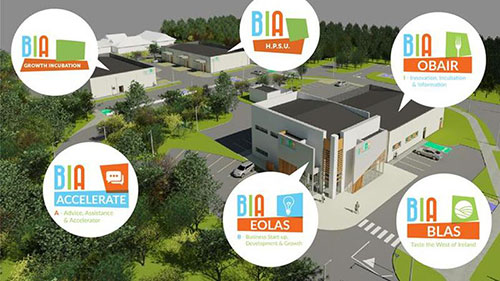 Bia Innovator Campus - MAJOR ATHENRY FOOD INNOVATION PROJECT READY TO PROCEED