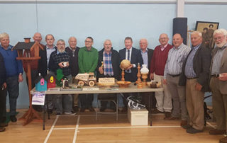 MEN'S SHED SHOWCASE