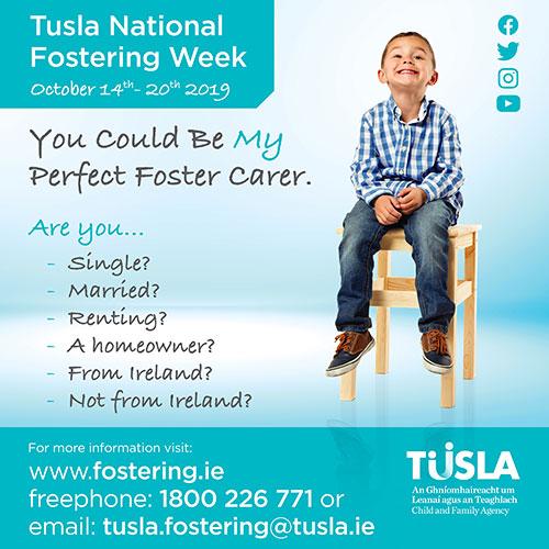 Tusla National Fostering Week