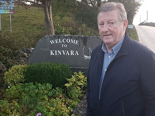 KINVARA ROAD PROJECT MOVES TO CONSTRUCTION