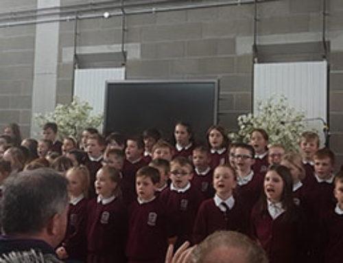 Monivea National School – Official Opening