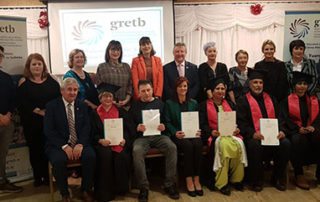 ADULT EDUCATION AWARDS