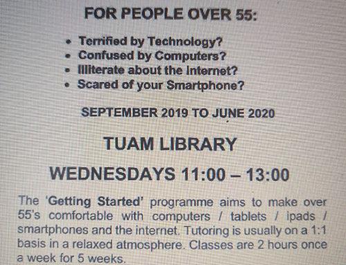 FREE COMPUTER CLASSES