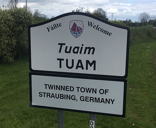TRANSPORT HUB: AN OPPORTUNITY FOR TUAM
