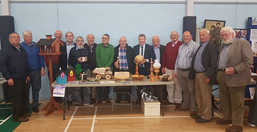 GALWAY EAST MEN'S SHEDS ALLOCATED NEARLY €10,000 IN 2019
