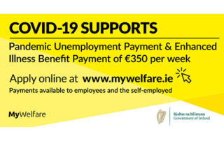 From the Department of Employment Affairs and Social Protection: