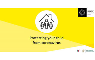 Advice from the HSE for parents on how to protect their children.