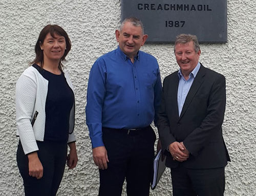 PROGRESS FOR CRAUGHWELL NATIONAL SCHOOL EXTENSION PROJECT