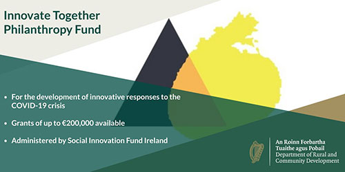REMINDER: THE COVID-19 INNOVATE TOGETHER FUND
