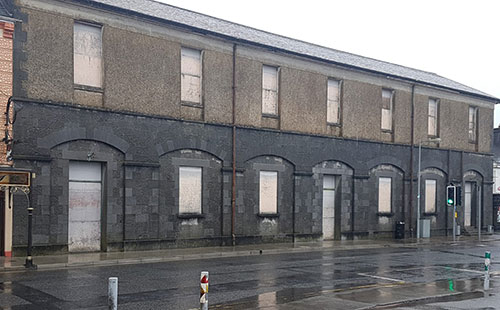 PROGRESS FOR LOUGHREA TOWN HALL REGENERATION PROJECT