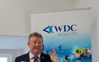 WESTERN DEVELOPMENT COMMISSION PLAYS A LEADING ROLE IN REGIONAL GROWTH