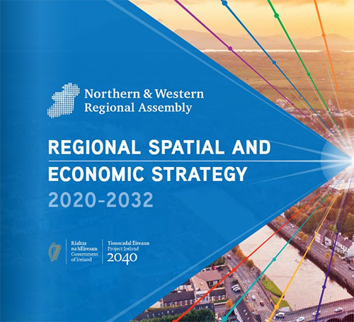 NORTH WEST REGIONAL ASSEMBLY SPATIAL AND ECONOMIC STRATEGY 2020-2032