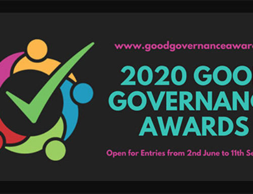 ENTRY CALL FOR GOOD GOVERNANCE AWARDS 2020