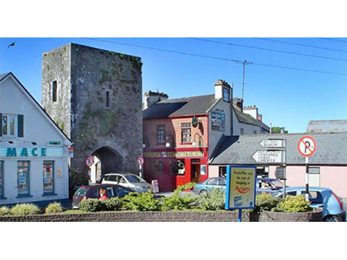 Streetscape Enhancement Scheme for Athenry