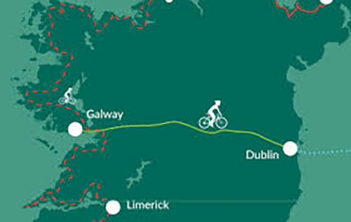 Public Consultation Galway to Athlone Greenway Project
