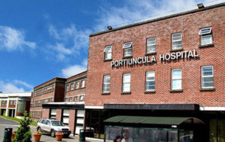 Contractors appointed to commence enabling works on Ward Block at Portiuncula Hospital