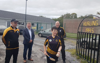 Sylane Hurling gets major boost of €112,377 for facilities