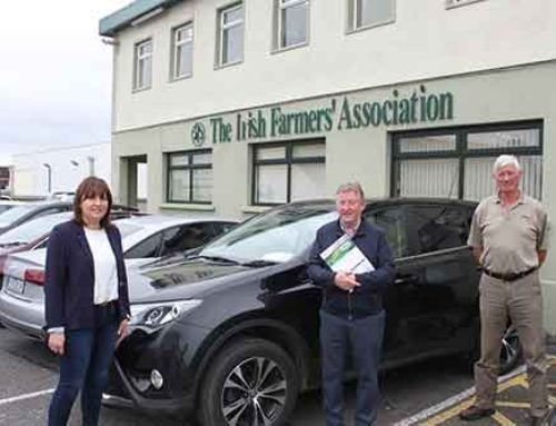 Meeting with IFA in Athenry on 2021 Budget Submission