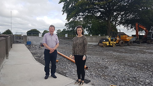 Brownsgrove National School gears up for a classroom extension