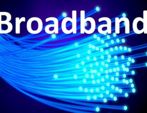 I Welcome commencement of National Broadband Plan