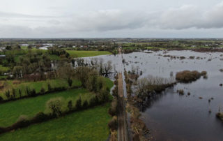 Welcomes further progress on Gort Lowlands Flood Relief Scheme
