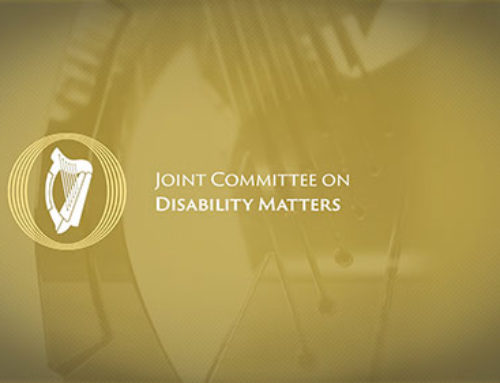 Joint Committee on Disability Matters to discuss 'Nothing about us without us'