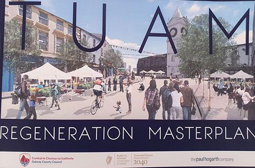 Tuam Regeneration Masterplan will be key to Tuam Development