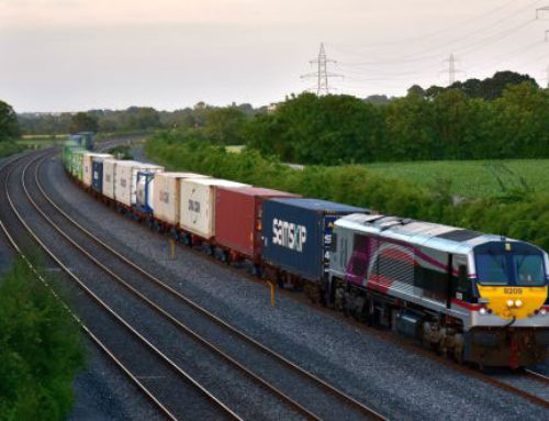 Welcome new rail freight service for the West