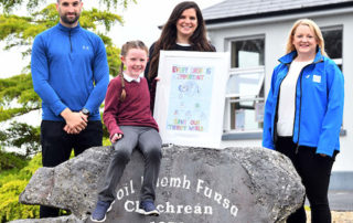 Congratulations to Three Galway Winners in Green-Schools Irish Water Poster Competition