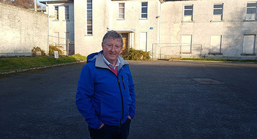 Red Letter Day for Tuam Grove site
