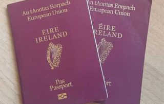 The passport office have a backlog of 90,000 passport applications.