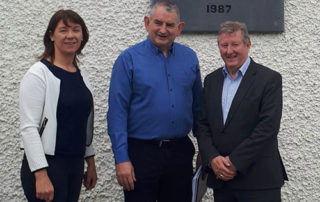 Construction to start on site at Craughwell NS Extension