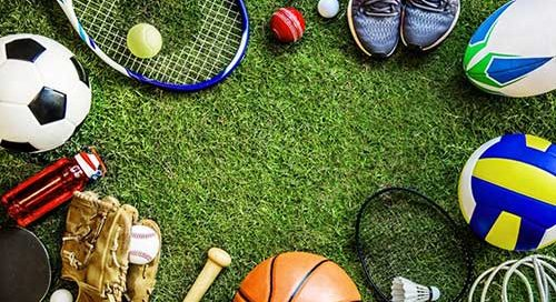 €16.6m Provided for Sports Equipment under the Sports Capital & Equipment Programme