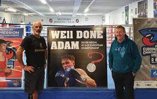 Monivea Boxing Club's success is a testament to their dedication and commitment
