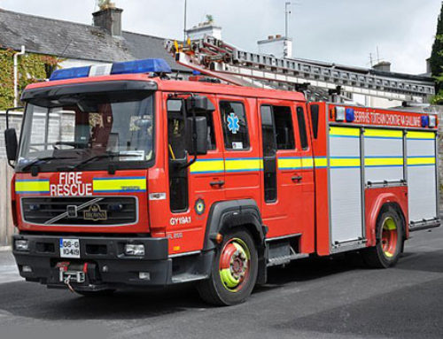 Welcome progress on Loughrea Fire Station