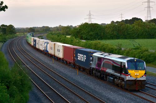 Rail transport will transform our country